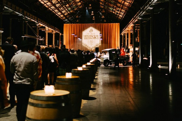 Liquid Ideas' 'Great Whiskey Rumble' campaign for Beam Suntory