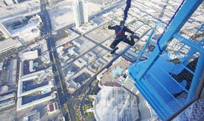 Media jumps for Stratosphere Hotel & Casino