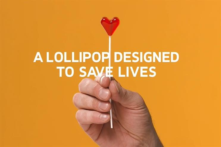 'We created the first lollipop that can save lives' – Behind the Campaign, with Life Lolli