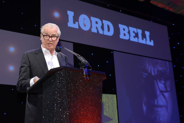 Bell Pottinger founder Lord Bell is second inductee to PRWeek UK Hall of Fame