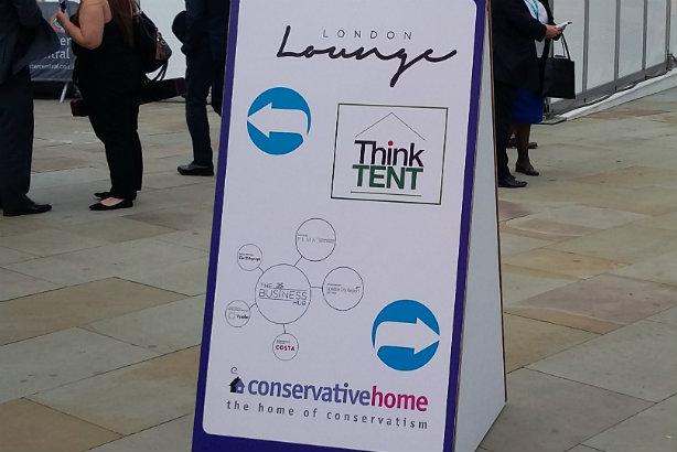 Flack at #CPC17: Lounge wars, Sir Lynton's retreat, lanyards, LGBTs v DUPs, Team Ruth