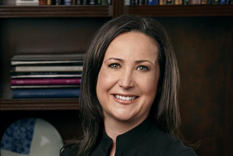 Jennifer Lowney, head of business and corporate communications at Citi