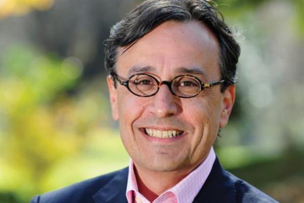 Incoming HP Inc. CMO Antonio Lucio
