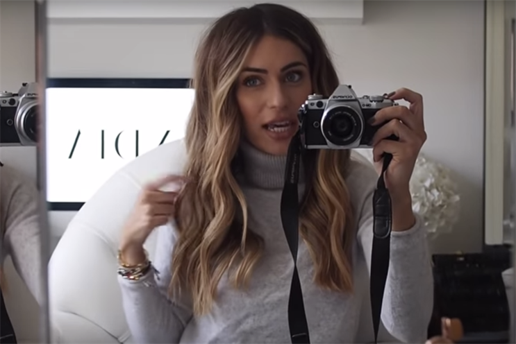 Fashion and lifestyle vlogger, Lydia, has seen a 16% increase in subscribers to her channel, and her views are up by 17% this month