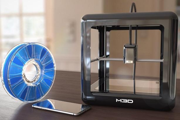 M3D Pro printer. (Image via Diffusion).