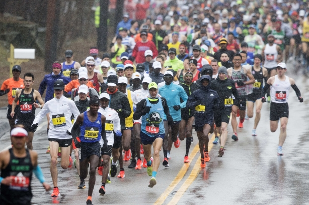 Why Adidas created custom videos for every runner at the 2018 Boston Marathon