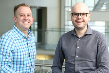 Hires: WE appoints James Wilson (l) and Marcus Sorour (r) as SA and UK GM
