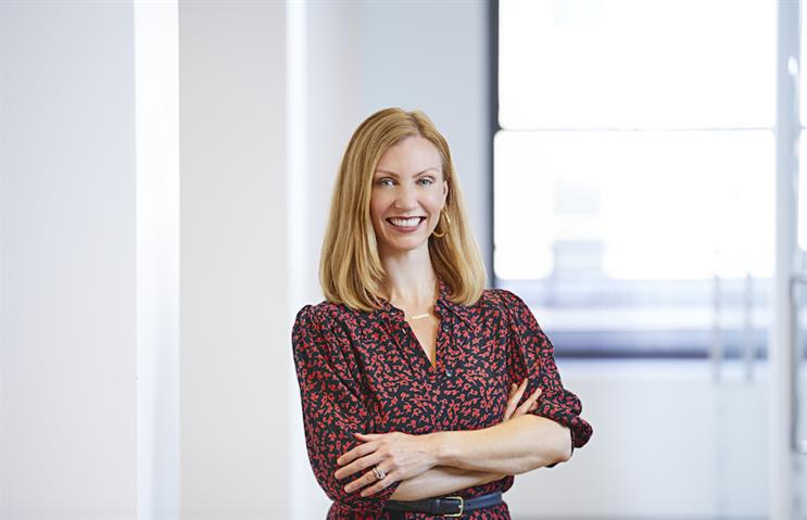 Unispace promoted Marjorie McCarthy to CMO.