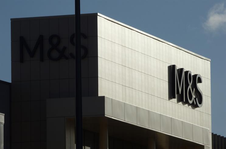M&S and Tesco are the most noticed business news stories in November