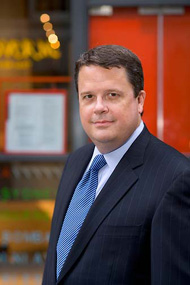 Mark Stouse, global communications leader, BMC Software