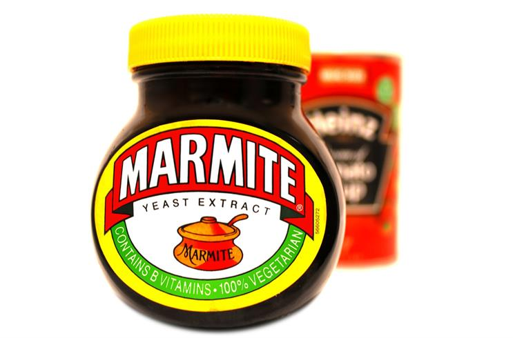 Marmite dominates October business news in the wake of Brexit