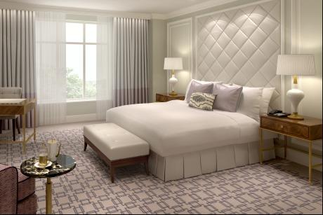 Marriott Park Lane: Luchford APM to promote hotel's relaunch