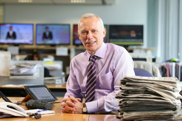 Paul Marston will leave BA this week, following a major comms restructure