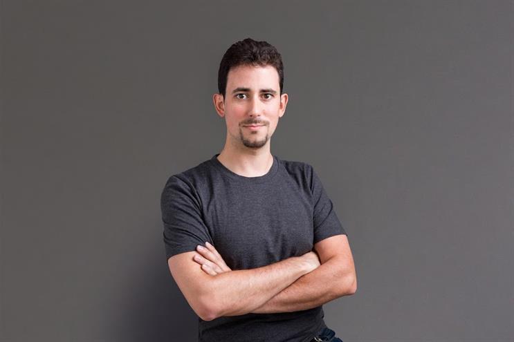 Miguel Martinez, cofounder and chief data scientist, Signal AI.