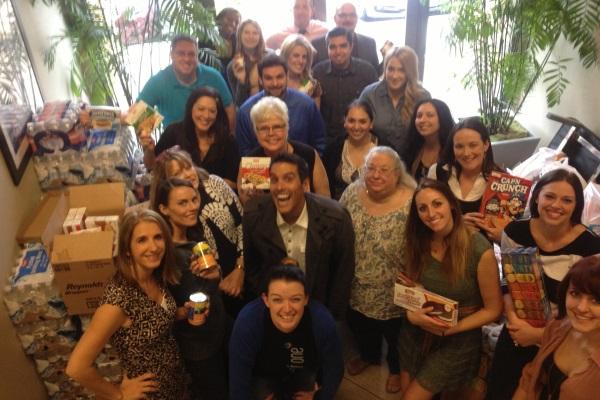 MassMedia breaks record in Nevada food drive