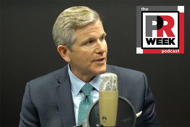 The PR Week 4.27.2018: Dow Chemical's Matt Davis
