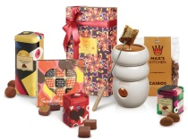 Chocolate brand Max Brenner brings on The Door