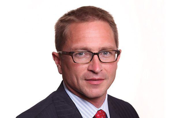 FTI strategic comms leader Mark McCall.