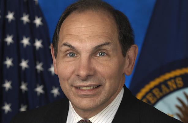 Veterans Affairs Secretary Bob McDonald