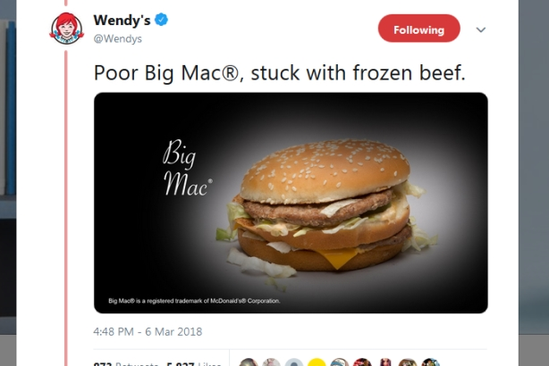 Why McDonald's doesn't fight social media wars