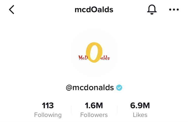 Brands like McDonald's are begging one TikTok star to revamp their logos