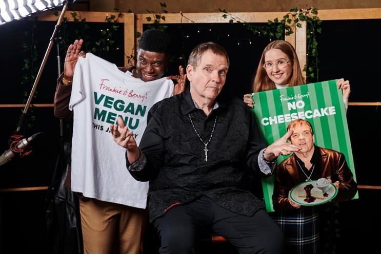 Ex-Paddy Power PR chief kicks off new agency with Meat Loaf film for Frankie & Benny's