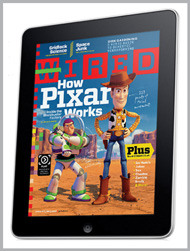Tablet computers provide a good story for print outlets