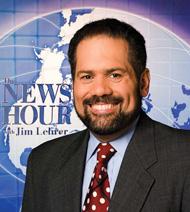 Journalist Q&A: Ray Suarez, 'The NewsHour with Jim Lehrer'