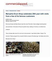 Yamaha PR fete ups drum 'Appeal'