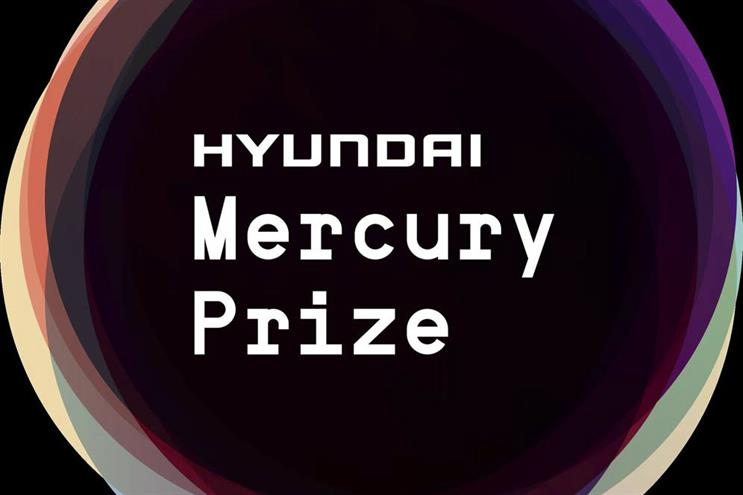 Mercury Prize awards PR and media relations gig for 2016 to DawBell