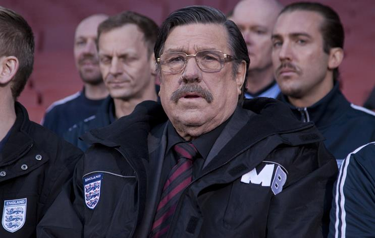 Ricky Tomlinson as Mike Bassett: England Manager