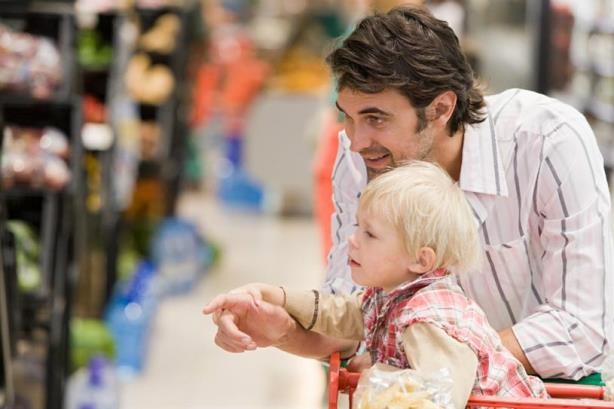 41% of new fathers switch brands, study finds