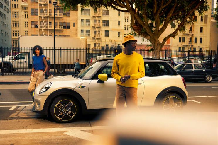 Mini and BMW: Some of S4's 'whopper' client wins last quarter.
