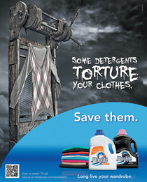 Woolite's 'heroic' campaign helps freshen up the brand