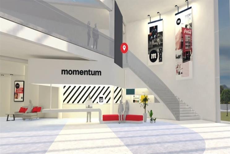 Momentum Worldwide launches hybrid experience platform