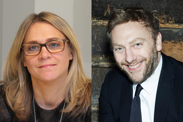 Acquisition: House PR MD Ginny Paton and W chief executive Warren Johnson