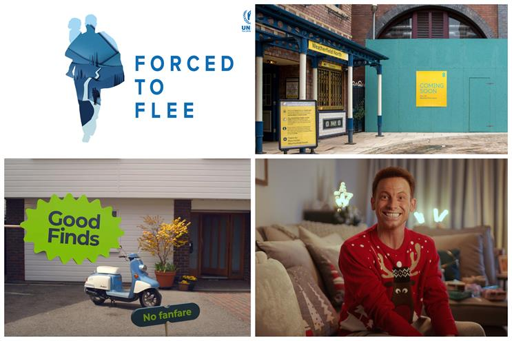 Bond's back with Heineken, EE and Corrie, UNHCR podcast - Campaigns roundup