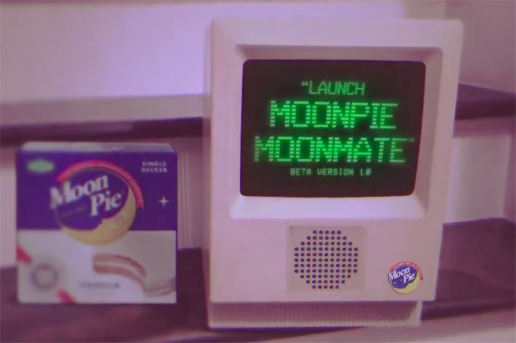 MoonPie's MoonMate: 'Envious of humanity's free will but terrified of going outside'