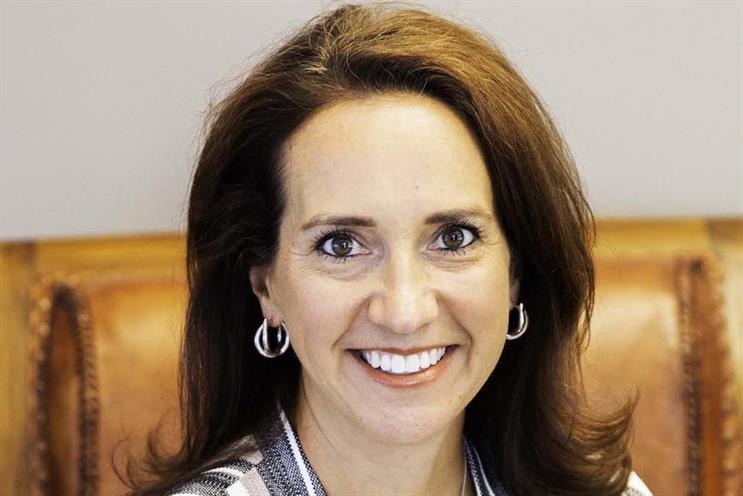 New Dollar General PR VP Jennifer Moreau.