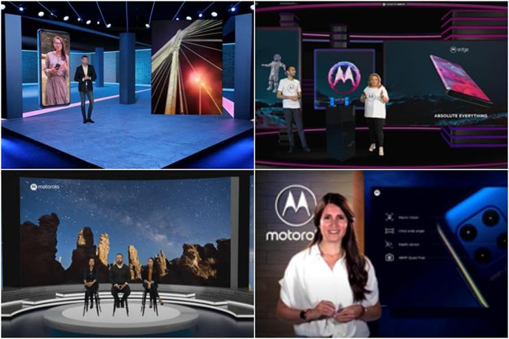 Four key lessons as Motorola switched 100 in-person events to 80 virtual ones
