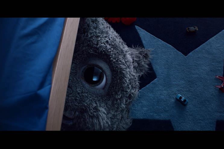Moz the Monster stars in John Lewis' new Christmas campaign