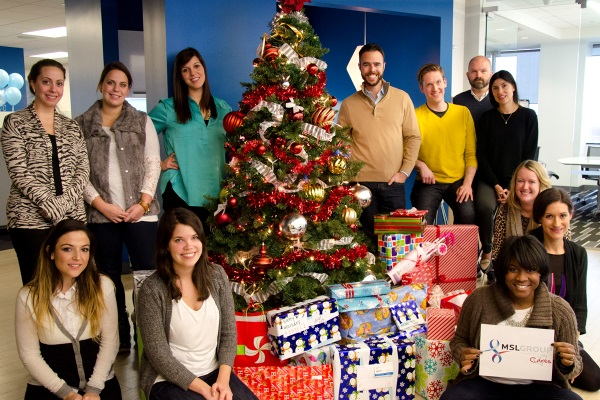 MSL grants holiday wishes