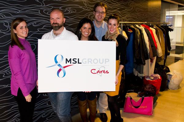 MSL altruism spans network