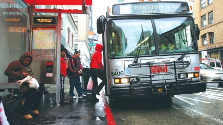 SF transit agency hires Barbary Coast for project