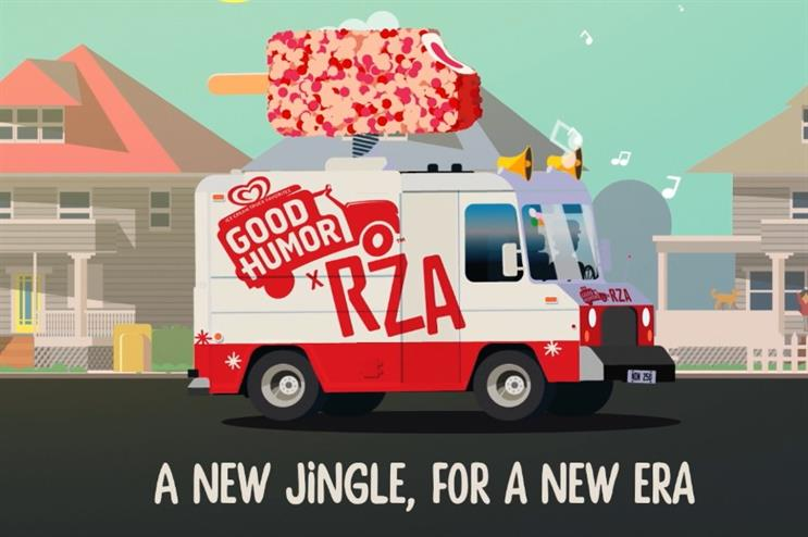 A New Jingle for a New Era': Edelman campaign for Good Humor won a Gold Lion