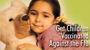 CDC broadens its child flu vaccination campaign