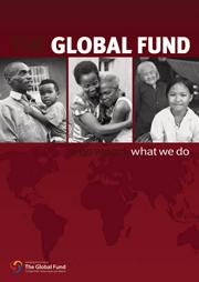 Global Fund ups media work