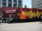 McDonald's broadens Hispanic outreach with traveling 'Fiesta'