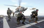 US Navy Seals choose Gallup