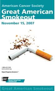 ACS ups Smokeout outreach